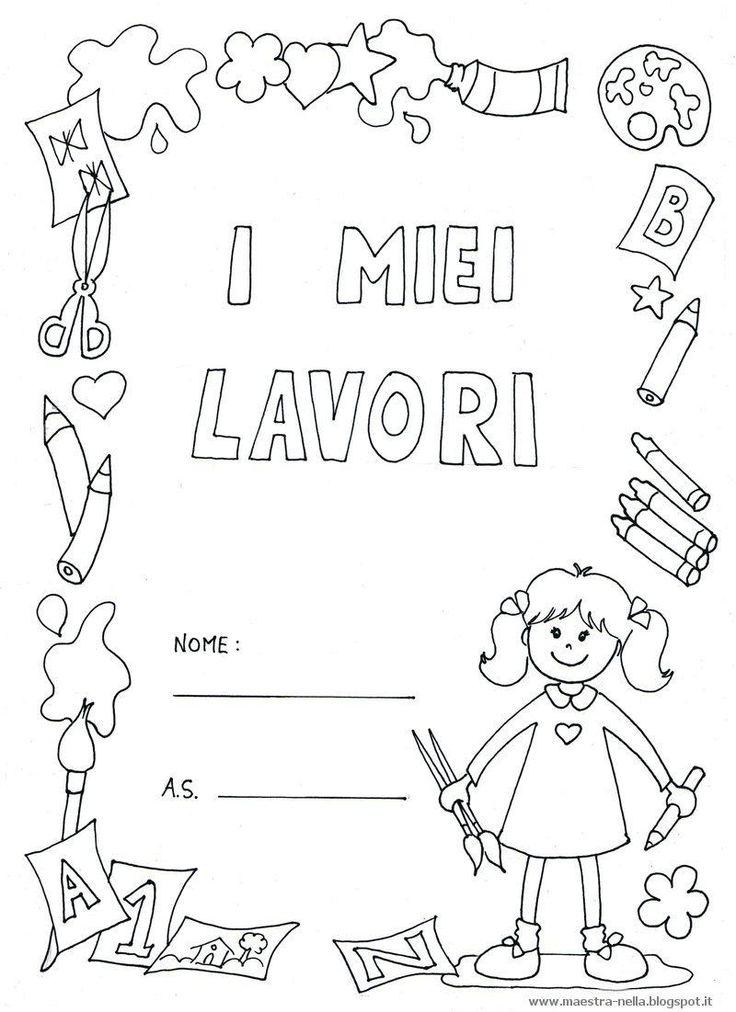 disegni, idee e lavoretti per la Scuola dell' Infanzia e non solo...