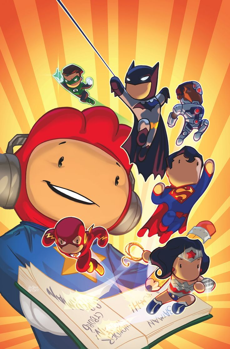 Maxwell Scribblenauts Drawing : Images about maxwell on pinterest