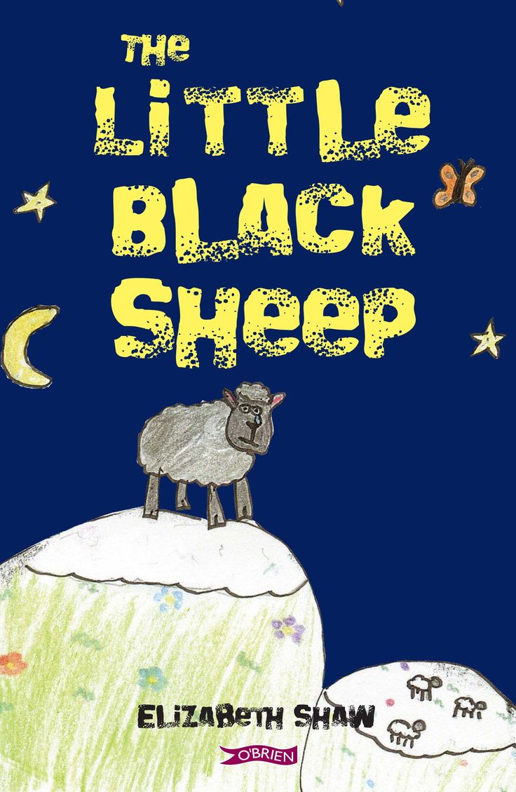 This charming book tells the adventures of an outcast little black sheep: how he saved the whole flock in a snowstorm, put Polo the bossy sheepdog in his place - and gave the shepherd a great idea!  A story about being different, and becoming a hero.  Design a Cover competition winner