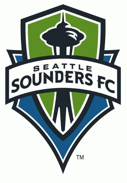 Seattle Sounders FC Primary Logo (2009) -