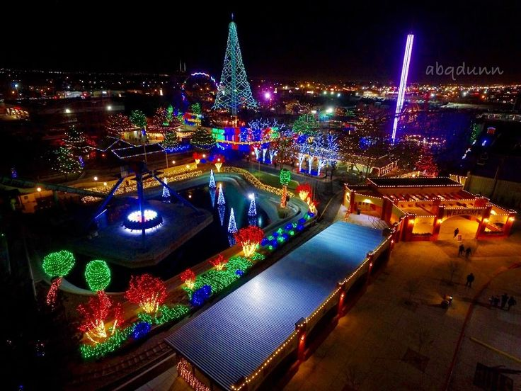 Cliff's Amusement Park - Albuquerque, New Mexico on RueBaRue