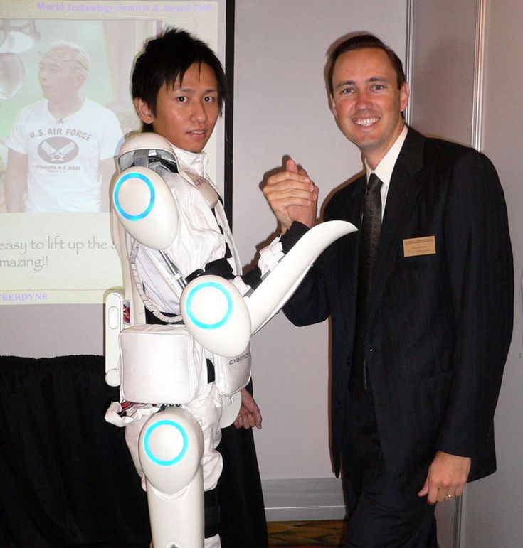 Hybrid Assistive Limb - Powered exoskeleton - Wikipedia