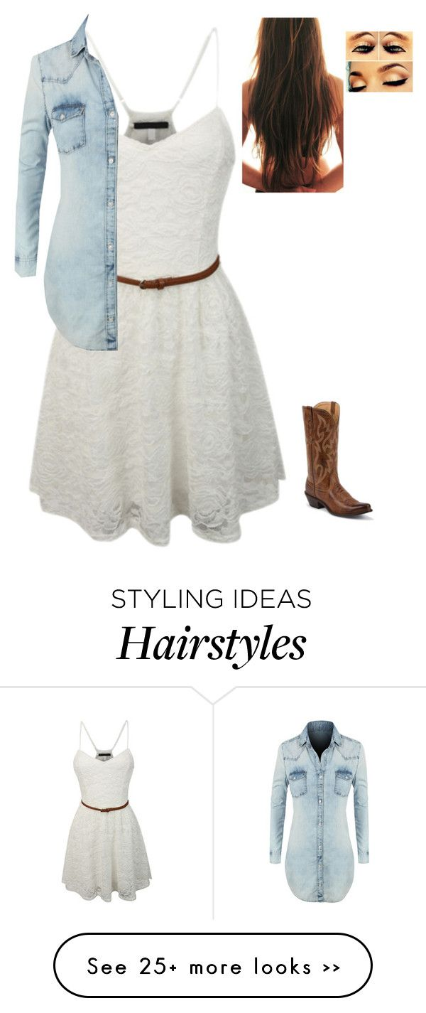 """Cowgirl outfit"" by quata on Polyvore"