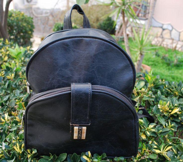 İstediğiniz Vintage havası bu çantada,deri vintage sırt çantası 90 TL. http://bit.ly/1FkjHYo