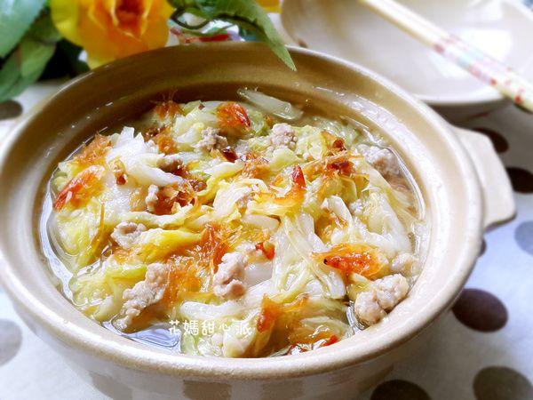 干貝醬滷白菜食譜、作法 | 花媽甜心派的多多開伙食譜分享
