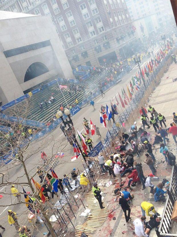 boston bombing 2013 | Terror Bombing at Boston Marathon Alex Jones Infowars: Theres a ...