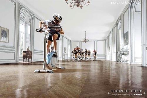 Race | #ads #marketing #creative #werbung #print #advertising #campaign < repinned by www.BlickeDeeler.de | Follow us on www.facebook.com/BlickeDeeler