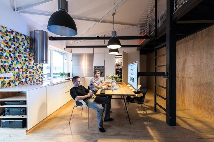 Gallery - Loft in Bratislava / RULES architects - 4