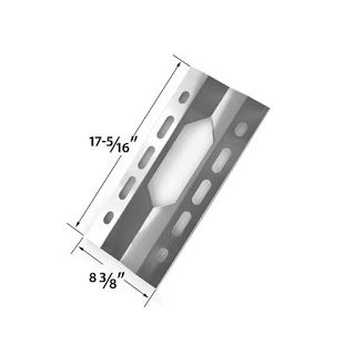 Grill parts gallery in USA, Canada -grill parts for all major grill brands: Virco Heat Shield | Replacement Stainless Steel He...