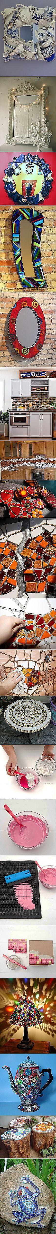 Поиск на Постиле: мозаика в интерьере