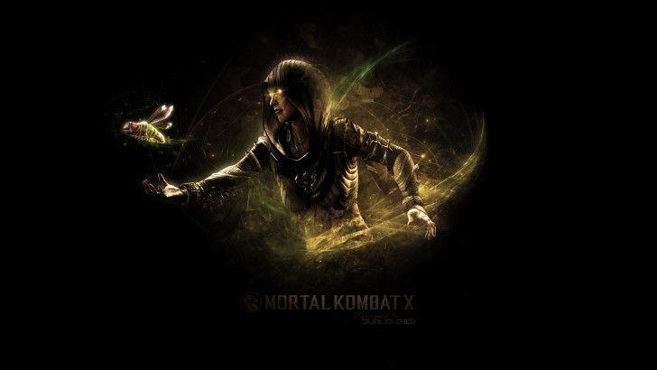 Dvorah Mortal Kombat X Wallpaper