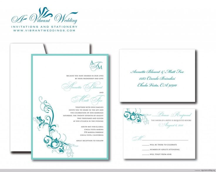 Wedding Invitations Format Popular Invitation Templates Custom Invitation Templates Funny Invitation