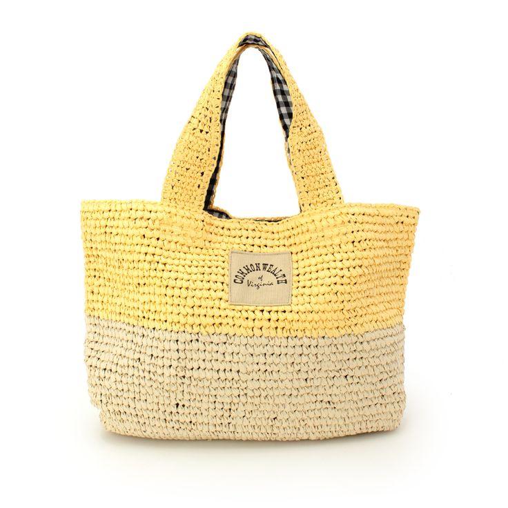 OZOC crochet bag