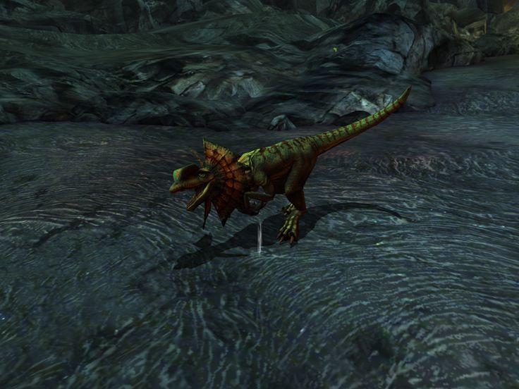 Region VIII Dilophosaurus