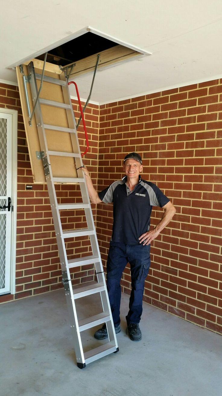 10 besten Garage Attic Stairs Perth Bilder auf Pinterest | Perth ...