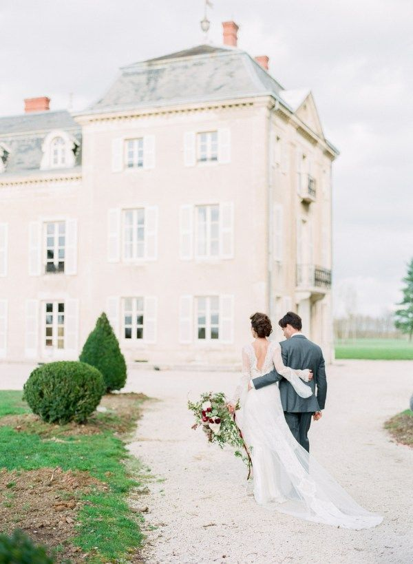 Photo by ARTIESE | Holly Flora | Château de Varennes | France Destination Wedding Photographer