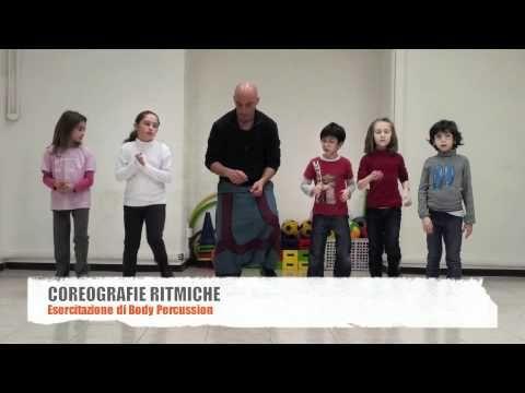 BODY PERCUSSION 4 (Musica & Didattica) - Salvo Russo - YouTube