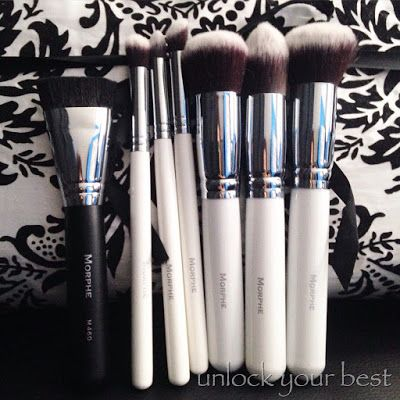 Unlock Your Best: Morphe Brushes Review Set 690- 6 Piece Delux Conto...