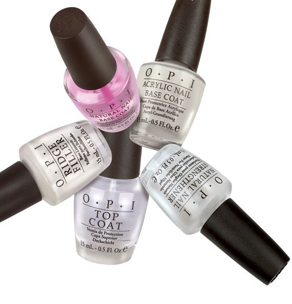 OPI : Base Coat Top Coat - Traitements OPI