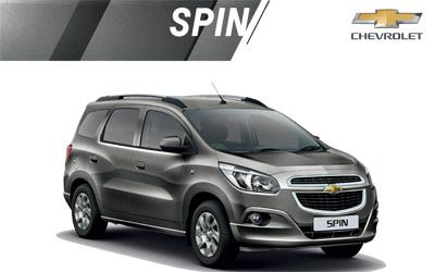 Paket Kredit DP Ringan Chevrolet New Spin