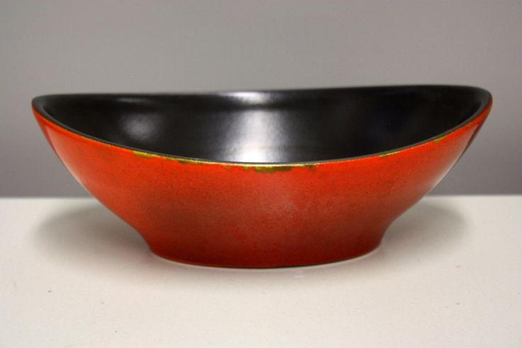 WAECHTERSBACH bowl / pottery ceramic / Germany / Urania