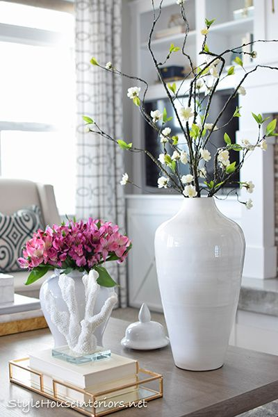 Decked & Styled Spring tour | Five simple ways to welcome spring to your home