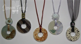 204 best washer pendants images on pinterest jewelry ideas washer pendants tutorial there is a link at the bottom with how to use a aloadofball Images