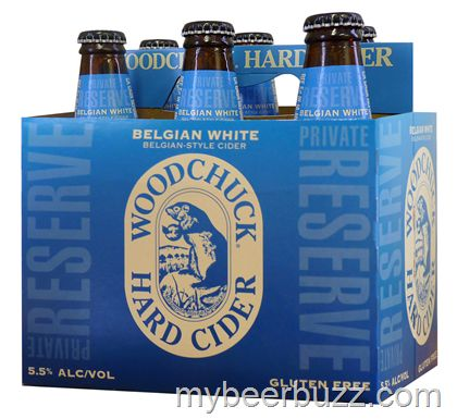 mybeerbuzz.com - Bringing Good Beers & Good People Together...: Woodchuck® Hard Cider Releases Cellar Series Ginge...