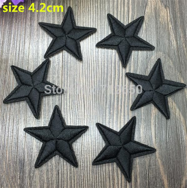 10 piece black stars for 399