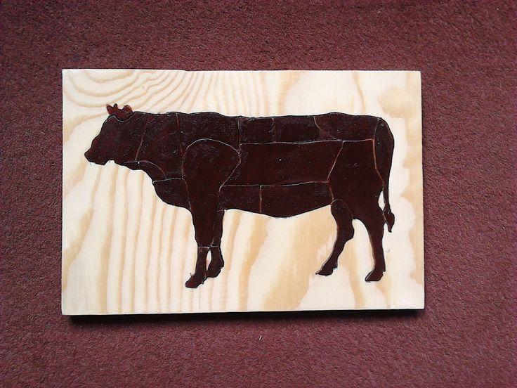 Vkládačka-kráva