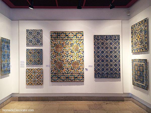 Nomadic Decorator | Famous Portuguese Tile: The Wonders of the Lisbon Tile Museum | http://nomadicdecorator.com