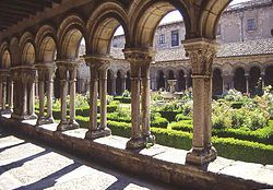 MONASTERIO DE LAS HUELGAS, de monjas cistercienses. Burgos