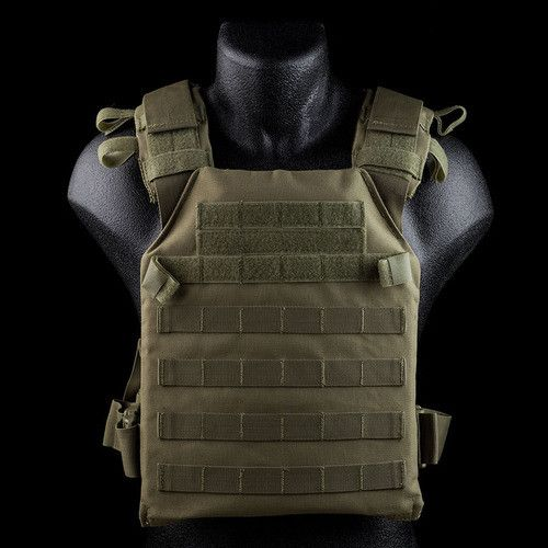 Note: Tan carriers are back-ordered. Black carriers are on hand and ready to ship. Back-ordered items excepted to be filled within 10 days. The Sentry Plate Carrier is the update of the classic Condor