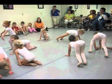 Cindy's ballet class - suuuper good ideas