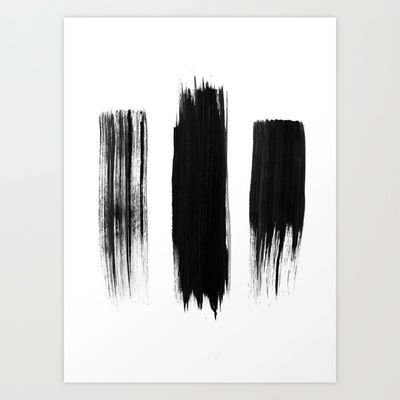 Buy Black lines by RK // DESIGN as a high quality Art Print. Worldwide shipping available at Society6.com. Just one of millions of products available.