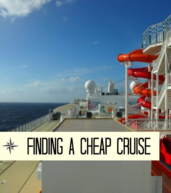 Finding Cheap Cruises. How we found an 11 night cruise for UNDER $30/night!  http://worldtravelfamily.com