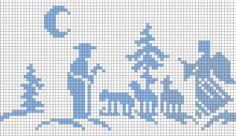 Les grilles de la crèche 2011 dans Grille offerte 1-300x174