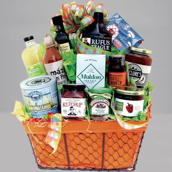 51 best beautiful gift baskets from sickles market images on sickles market gourmet grilling basket 12500 httpshopcklesmarket negle Choice Image