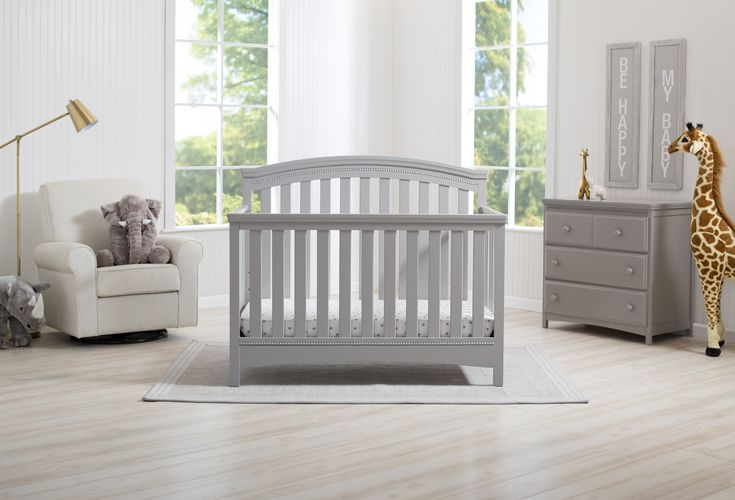 If you love classic nursery design, the Emerson collection from @DeltaChildren is perfection. The detailing is a must-see. #PNpartner