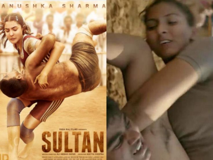 SHOCKING: Anuskha Sharma's Sultan Teaser Copied From Short Film On Geeta Phogat