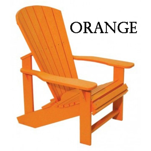 Adirondack Chairs Plastic Recycled Crafts