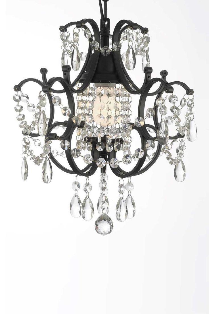 529 best lighting images on pinterest chandeliers pendant lamps wrought iron crystal chandelier arubaitofo Images