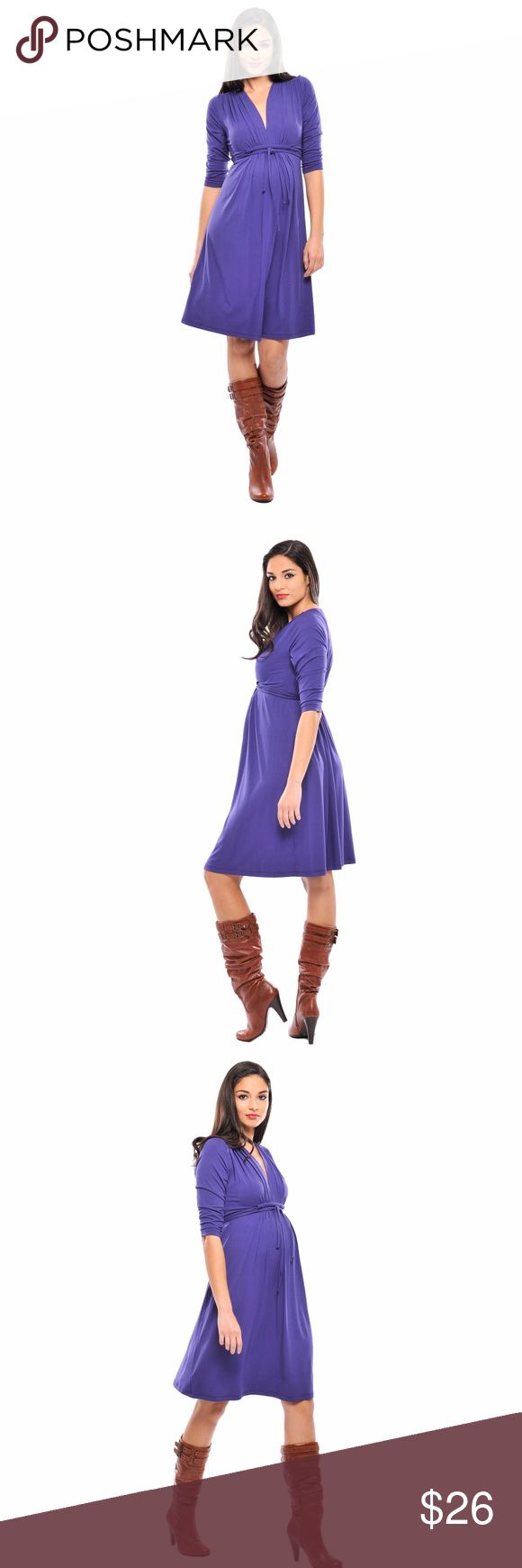 566 best maternity clothes images on pinterest clothes clothing olian maternity dress party work m blue pretty ombrellifo Choice Image