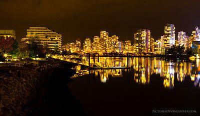 False Creek, Vancouver, BC, Canada