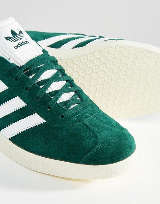 adidas Originals | Adidas Originals - Gazelle BB5490 - Baskets - Vert voor mannen helaas