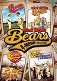 The Bad News Bears: 4-Movie Collection [4 Discs] [DVD]