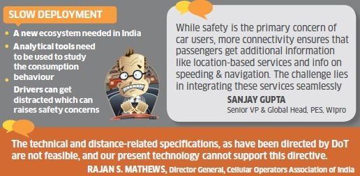 How location-based services may turn to be an albatross for Indian telecom service providers - The Economic Times