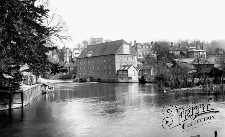 Mill Mead, Guildford, 1903