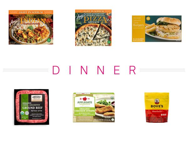 100 Cleanest Packaged Food Awards 2013: Dinner
