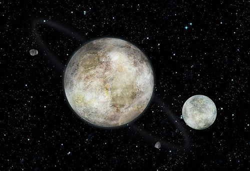 planets in order with pluto - photo #31